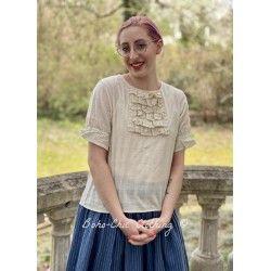blouse 44775 Voile grid