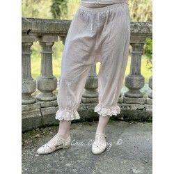 panty / pantalon 11357 voile Carreaux rouges