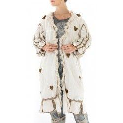 coat Monique in Moonlight