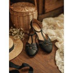 chaussures Peta Noir Charlie Stone - 1