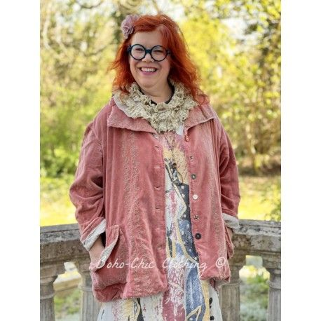 jacket Rosalie in Solrose
