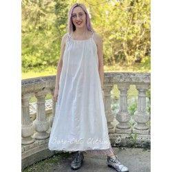 robe Audrey in True Magnolia Pearl - 1