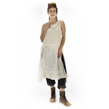 robe Halsey in Moonlight Magnolia Pearl - 1