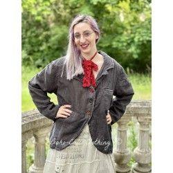 jacket Saffi in Pinstripe