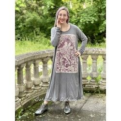 dress Healer Of Nature Dylan in Ozzy Magnolia Pearl - 1