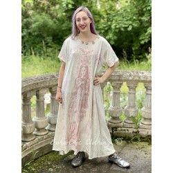 robe Mary of Prosperity in Petal Magnolia Pearl - 1