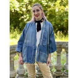 jacket Noriyo in Denim Magnolia Pearl - 1