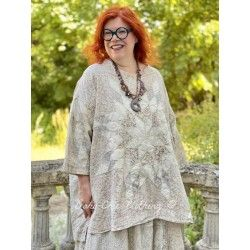 pullover Oversized Francis in Cherish Magnolia Pearl - 1
