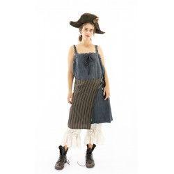 dress Cosi Belle in Ozzy Magnolia Pearl - 1