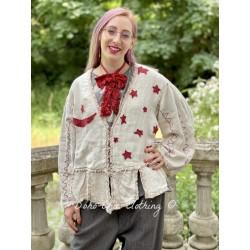 jacket Binky in Moonlight Magnolia Pearl - 1