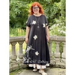 dress Cosmic Ballerina in Midnight Magnolia Pearl - 1