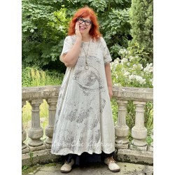 dress Freedom of Conscience in Moonlight Magnolia Pearl - 1