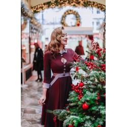 dress Hania Plum Miss Candyfloss - 1