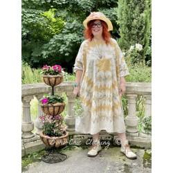 dress Quiltwork Artist in Marisol Magnolia Pearl - 1