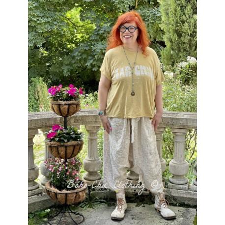 pantalon Garcon in Naranja