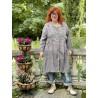 robe-veste St Anny Smock in Abbey Dot Magnolia Pearl - 2