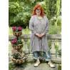 robe-veste St Anny Smock in Abbey Dot Magnolia Pearl - 3