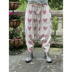 pantalon Garcon in Crush