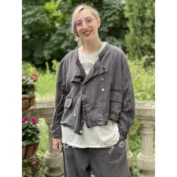 jacket Declan in Ozzy Magnolia Pearl - 1
