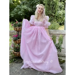 robe Puff Gown Angel Delight