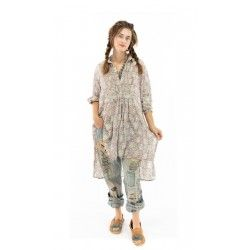 shirt Cordelia in Lissa Magnolia Pearl - 1