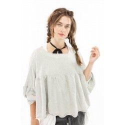 sweater Bonnie in Woodland Magnolia Pearl - 1