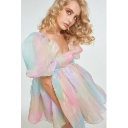 dress The Puff Rainbow Selkie - 1