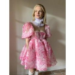 dress The Puff Babydoll Toile Selkie - 1