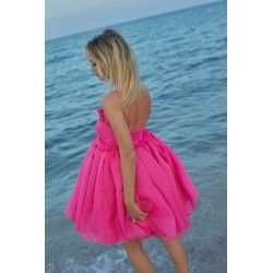 robe Rosebud Cali Selkie - 1