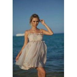 robe Rosebud Candy Floss Selkie - 1