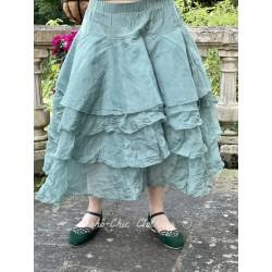 skirt / petticoat 22126 Jade hard voile