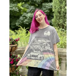 T-shirt Happy in Ozzy