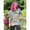 T-shirt Happy in Ozzy Magnolia Pearl - 2