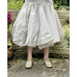 skirt / petticoat 22129 Ice blue organdie