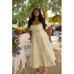 dress Day Dress Citrus Trip Selkie - 1