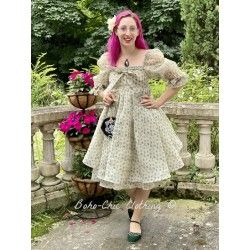 dress Shabby Chic Hazy Floral