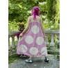 robe Audrey in Oma Magnolia Pearl - 6