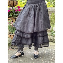 skirt / petticoat MADELEINE black organza Les Ours - 1