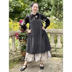 robe ALEXIS laine gris foncé Les Ours - 1