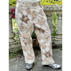 pantalon Charmie in Kin Magnolia Pearl - 1