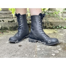 boots 99173 Black leather