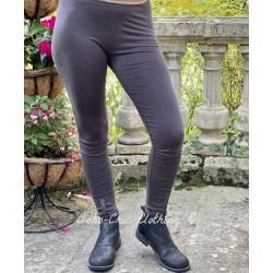 legging 11367 coton Vintage black Ewa i Walla - 2