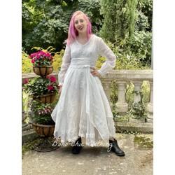 robe 55730 organdie Ice blue Ewa i Walla - 1