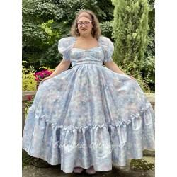 robe Ritz Gown Monet Print Selkie - 1