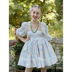 dress Cottage Puff Sweetcorn Selkie - 1