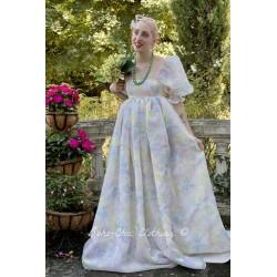 robe Puff Gown Sweetcorn Selkie - 1