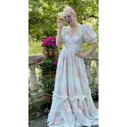 robe Ritz Gown Chalk Selkie - 1