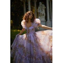 robe Ritz Gown Venus Selkie - 1