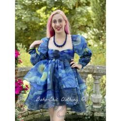 dress Moonlight Starry Night Selkie - 1