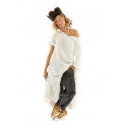 robe Mattie Belle in Moonlight Magnolia Pearl - 1